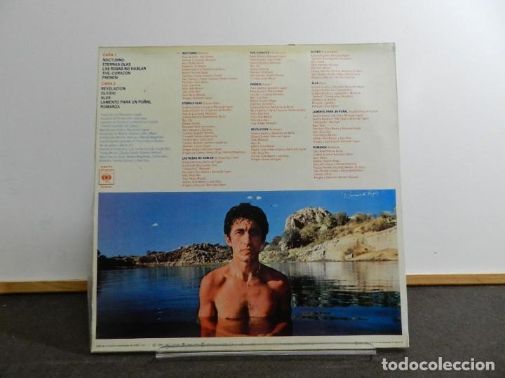 Discos de vinilo: DISCO VINILO LP. RAIMUNDO FAGNER - CANTA EN ESPAÑOL. EDICIÓN ESPAÑA. 33 RPM. - Foto 2 - 223638853