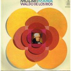 Dischi in vinile: WALDO DE LOS RIOS - MOZARTMANIA - LP 1971. Lote 223666777