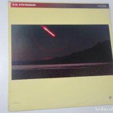 Discos de vinilo: LP - B. W. STEVENSON, LIFELINE , MCA 1980 , VER FOTOS. Lote 223667541