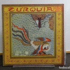 Discos de vinilo: DISCO VINILO LP. VARIOS - TURQUIA. EDICIÓN ESPAÑOLA. 33 RPM.. Lote 223676120