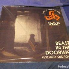 Discos de vinilo: BOXX 90 MAXISINGLE UK VINILO MUY BUEN ESTADO RDF RADICAL DANCE FATCION BESAT IN THE DOORWAY. Lote 223684436