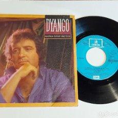 Discos de vinilo: DYANGO / HAURIA ESTAT PRECIÓS / SINGLE-PROMO - ODEON-1985 / CALIDAD LUJO. ****/****. Lote 223689768
