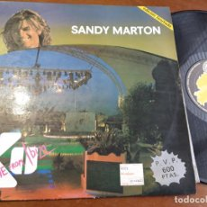 Disques de vinyle: SANDY MARTON-PEOPLE FROM IBIZA. EDICIÓN LIMITADA. MÁXI ESPAÑA-. Lote 223711027