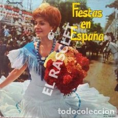 Discos de vinilo: LP - FIESTA EN ESPAÑA - SELECION Nº 2 -. Lote 223714997