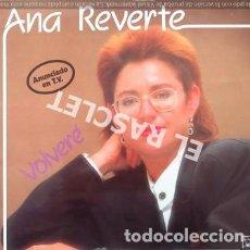 Discos de vinilo: LP - ANA REVERTE -VOLVERE -. Lote 223719022