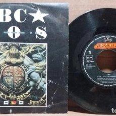 Discos de vinil: ABC / S.O.S. / SINGLE 7 INCH. Lote 223719852