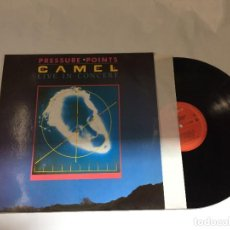 Discos de vinilo: CAMEL LIVE IN CONCERT. Lote 223727061