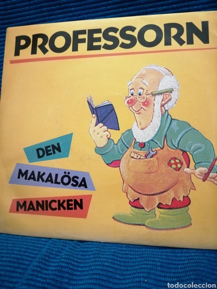 SINGLE PROFESSOR, INSTRUMENTAL (Música - Discos - Singles Vinilo - Otros estilos)