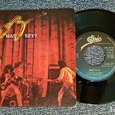 Discos de vinilo: COZ - MAS SEXY / LECHE EN POLVO. EDITADO POR CBS. AÑO 1.979. Lote 223763433