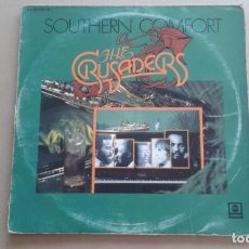 Disques de vinyle: THE CRUSADERS - SOUTHERN COMFORT DOBLE LP 1971 EDICION INGLESA. Lote 223778237