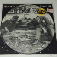 Discos de vinilo: UGLY KID JOE - MILKMAN´S SON - PICTURE DISC LIMITED EDITION. Lote 31309441