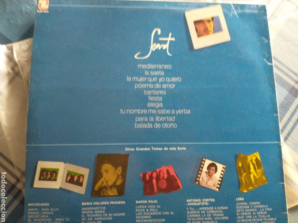 Discos de vinilo: Serrat LP - Foto 2 - 223797773