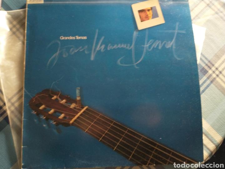 SERRAT LP (Música - Discos - LP Vinilo - Solistas Españoles de los 70 a la actualidad)