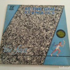 Discos de vinil: THE FAST - AT THE GYM (OLYMPICS). Lote 223810987