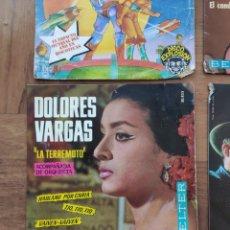 Discos de vinilo: 16 VINILOS ANTIGUOS AÑO 60/70. Lote 223811397