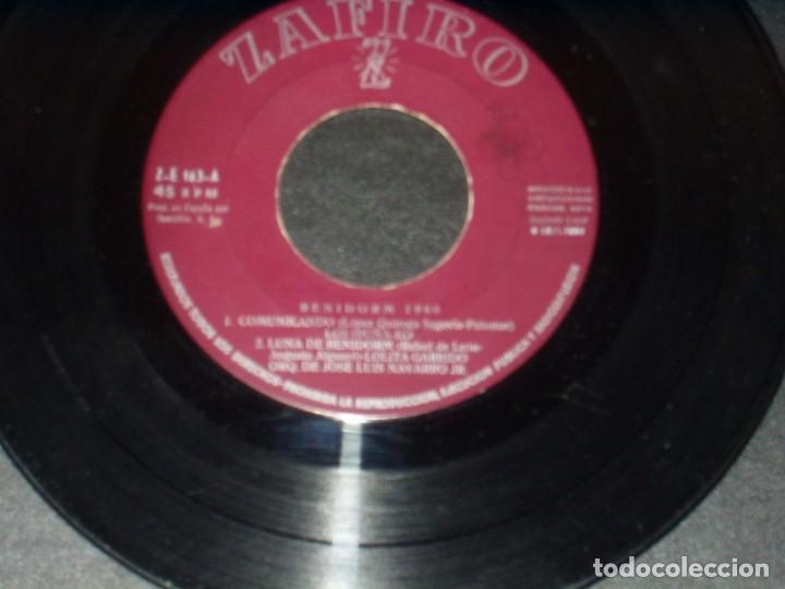 Discos de vinilo: II FESTIVAL DE LA CANCION DE BENIDORM EP COMUNICANDO+3 - Foto 3 - 223824353