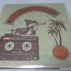 Discos de vinilo: WALTER FERGUSON – KING OF CALYPSO LIMONENSE THE LEGENDARY TAPE RECORDINGS, VOL. 1 LP VINILO NUEVO. Lote 223834015
