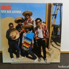 Discos de vinilo: DISCO VINILO EP. JOE KING CARRASCO - VIVA SAN ANTONE. EDICIÓN ESPAÑA. 45 RPM.. Lote 223836835