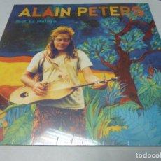Discos de vinilo: ALAIN PETERS – REST' LA MALOYA- LP VINILO PRECINTADO. Lote 223837106