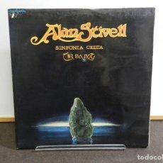 Disques de vinyle: DISCO VINILO LP. ALAN STIVELL - SINFONIA CELTA. EDICIÓN ESPAÑA. 33 RPM. DOBLE. Lote 223839385