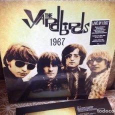 Discos de vinilo: THE YARDBIRDS – LIVE IN STOCKHOLM & OFFENBACH 1967 - EDICION LIMITADA ULTRA RARO, VINILO COLOR. Lote 223844566