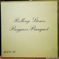 Discos de vinilo: ROLLING STONES - BEGGARS BANQUET. Lote 223853002