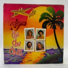 Discos de vinilo: PEQUEÑA COMPAÑIA - CHA CHA CHAS / BOLEROS 2 - MOVIE PLAY -1980. Lote 223905847