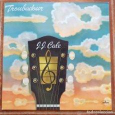 Dischi in vinile: J.J. CALE - TROUBADOUR (LP). Lote 223952118