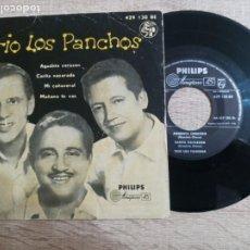 Discos de vinilo: TRIO LOS PANCHOS .AGUANTA CORAZON CARITA NACARADA ETC. 1958. Lote 223974997