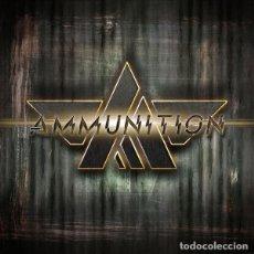 Discos de vinilo: AMMUNITION - AMMUNITION (LP, ALBUM). Lote 223976692