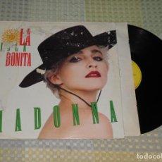 Discos de vinilo: MADONNA. LA ISLA BONITA. SIRE-WEA, ESP. 1987 (MAXI-LP). Lote 223978775
