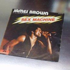Discos de vinilo: JAMES BROWN --- GET UP I FEEL LIKE BEING LIKE A SEX MACHINE ( PARTE 1 Y PARTE 2 ) ---MINT ( M ). Lote 223981062