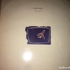 Discos de vinilo: CHRIS REA: QUE SERA. Lote 223981831