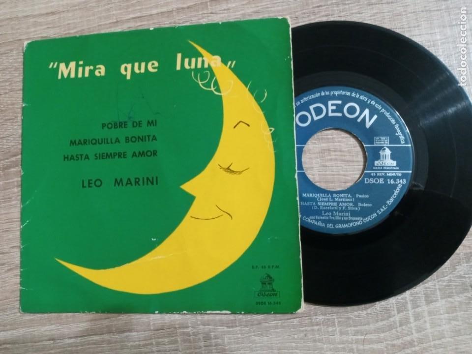 LEO MARINI Y ORQUESTA.1960 EP. (Música - Discos de Vinilo - EPs - Orquestas)