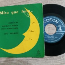 Discos de vinilo: LEO MARINI Y ORQUESTA.1960 EP.. Lote 223983400