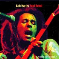 Discos de vinilo: BOB MARLEY - SOUL REBEL (LP, COMP, GRE). Lote 223984662