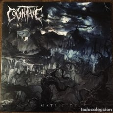 Discos de vinilo: COGNITIVE - MATRICIDE (LP, ALBUM, BLA). Lote 223997111