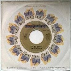Discos de vinilo: ARTHUR SMITH. FEUDIN' BANJOS/ GUITAR BOOGIE. MONUMENT, USA 1976 SINGLE. Lote 223999965