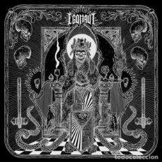 Discos de vinilo: EGONAUT - THE OMEGA (LP, ALBUM). Lote 224000227