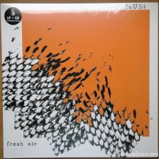 Discos de vinilo: FAUST - FRESH AIR (LP, ALBUM + CD, ALBUM). Lote 224002631