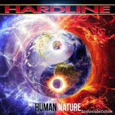Discos de vinilo: HARDLINE - HUMAN NATURE (LP, ALBUM). Lote 224006257
