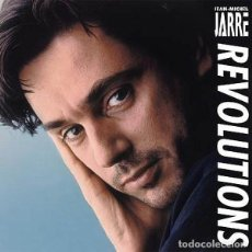 Discos de vinilo: JEAN-MICHEL JARRE - REVOLUTIONS (LP, ALBUM, RE, RM, 140). Lote 224006537