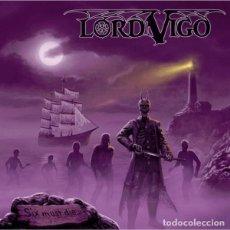 Discos de vinilo: LORD VIGO - SIX MUST DIE (LP, ALBUM). Lote 224007175