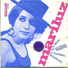 Discos de vinil: MARILUZ / EL ROCIO / NO LO PUEDO REMEDIAR + 2 (EP 1966). Lote 224022816