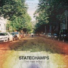 Discos de vinilo: STATE CHAMPS - THE FINER THINGS (LP, ALBUM, RP, HAL). Lote 224026421