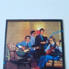 Discos de vinil: ELVIS COSTELLO AND THE ATTRACTIONS CHELSEA / YOU BELONG TO ME ( 1978 RADAR UK ) PUNK NEW WAVE. Lote 224028130
