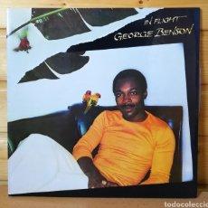 Discos de vinilo: LP ALBUM , GEORGE BENSON , IN FLIGHT , SPAIN ED.. Lote 224030030