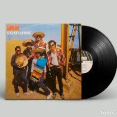 """Discos de vinilo: JOE """"KING"""" CARRASCO Y LAS CORONAS – VIVA SAN ANTONE E.P 12"""". Lote 224050218"""