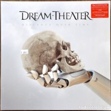 Discos de vinilo: DREAM THEATER - DISTANCE OVER TIME (2XLP, ALBUM, 180 + CD, ALBUM). Lote 224059512