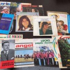 Discos de vinilo: LOTE DE 21 DISCOS DE 45 R P M VARIADOS. Lote 224067957